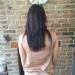 Before Monofibre Hair Extensions